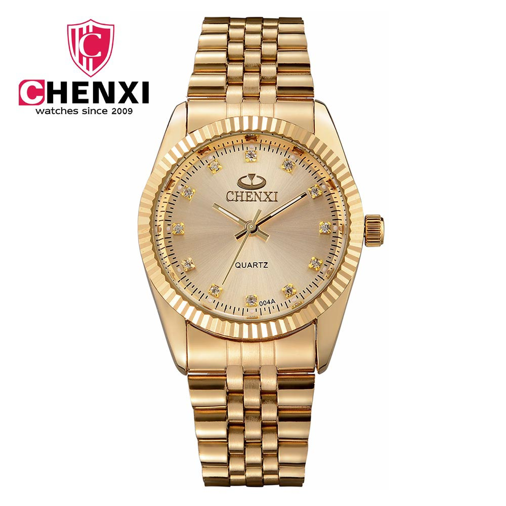 Couple Watch 2018 Mens Watches Top Brand Luxury Quartz Watch Women Clock Ladies Dress Wristwatch Fashion Casual Lovers Watch