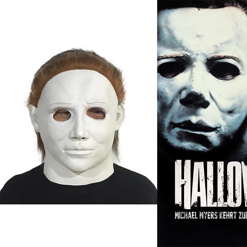 2018 Hot Movie Halloween Horror Michael Myers Mask Cosplay ...