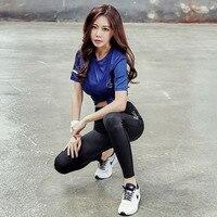 2019 Women Yoga Sets Tank Top Pant Tracksuit For Women Seamless Bras Leggings Running Fitness Gym Workout Sportswear Sport Suit