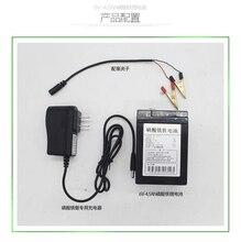 Бесплатная DHL 6 В 6.5ah, 4.5ah, 4 В 10ah литий-ионный литий-ионная аккумуляторная Батарея для ребенка автомобиля, игрушки/устройств источника питания