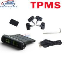 bandenspanningscontrole alarm solar TPMS