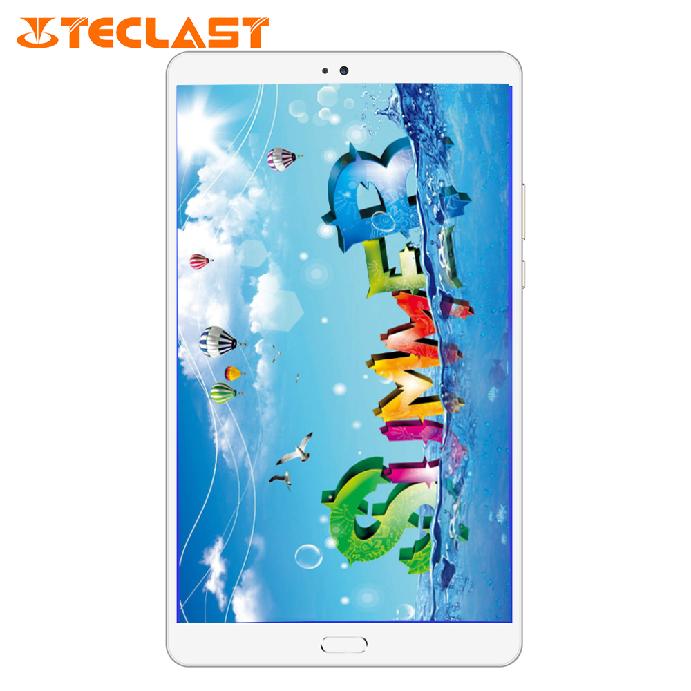 Teclast T8 Android 7.0 8.4''Tablet PC MTK8176 Hexa Core 4GB+64GB Phablet Fingerprint Recognition 13.0MP Front&8.0MP Rear OTG