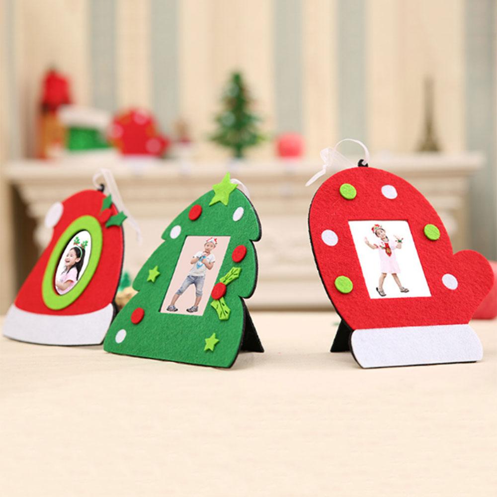 Latex Weihnachten Bilderrahmen Album Baum Hängende Ornamente ...
