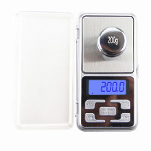500g*0.1g Mini Digital Pocket Scale Tea Libra Jewelry Kitchen Weight Electronic LCD Display Gold Scale 0.1g Precision Balance digital pocket scale portable lcd electronic jewelry scale gold diamond herb balance weight weighting scale 200g 500g 0 01g