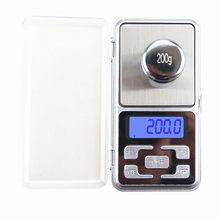 500g * 0.1g Mini dijital cep ölçeği çay terazi takı mutfak ağırlığı elektronik LCD ekran altın ölçeği 0.1g hassas denge