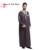 Saudita abaya musulmán Ropa Islámica para los hombres más el tamaño Jubba dubai Kaftan de manga larga de Los Hombres 4 colores