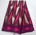 Африканская кружевная ткань 2018, Высококачественная кружевная швейцарская вуаль, швейцарская хлопковая сухая кружевная ткань Нигерия, Свад...