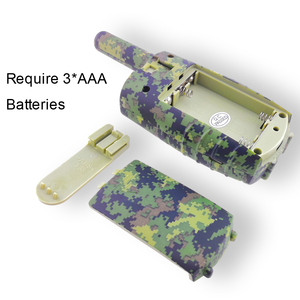 Image 3 - Portatile Mini Bambini Walkie Talkie PMR446MHZ 8/22CH Two way Radio Display LCD Fashlight con Charing USB jack per I Regali dei bambini