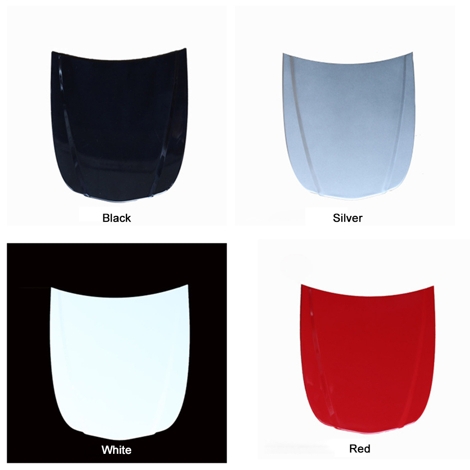 Image 4 - Metal Car Speed Shape 26*30cm Car Bonnet Display Model Painted Hood For Automotive Glass Coating Display MO 179C 1 With Paint-in Car Stickers from Automobiles & Motorcycles