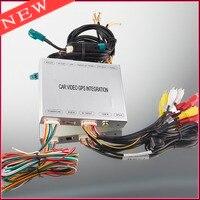 Araba DVD Oynatıcı GPS Navigasyon Için GPS Anten TV Tuner Ile Entegre Multimedya Video Arayüzü Chevrolet Cruze Mylink