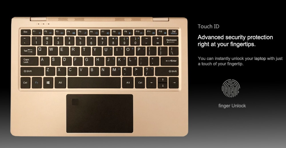 gaming laptop fingerprint uplock