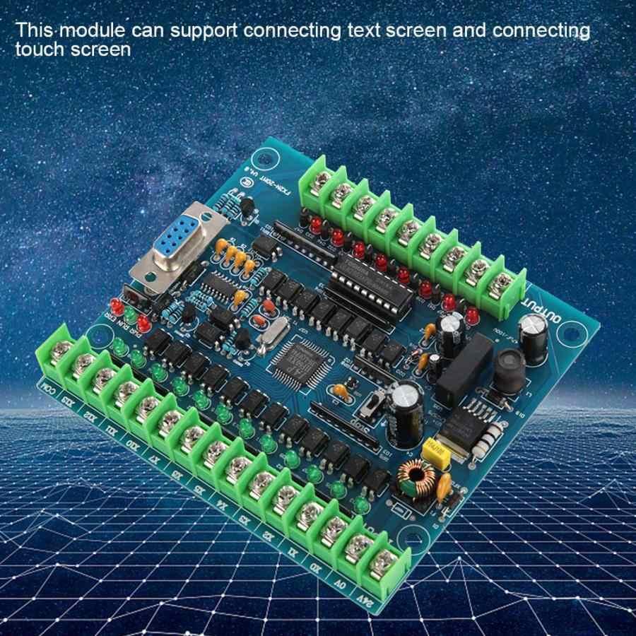 1 pièces tableau de commande Programmable industriel FX2N-20MT 12 entrée 8 sortie 24 V 0.5A tableau de commande industriel