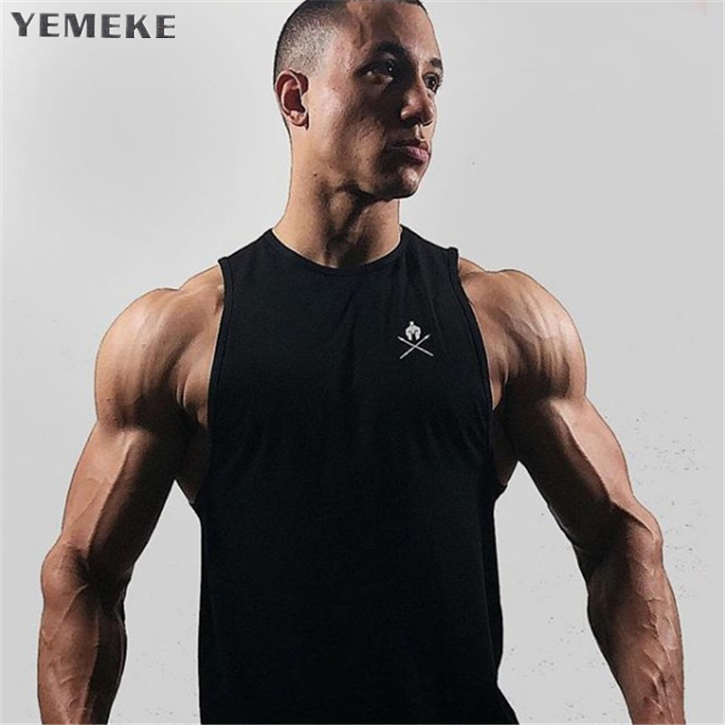 2018 Animal Stringers Mens   Tank     Tops   Sleeveless Shirt,tanktops Bodybuilding and Bodybuilding Men's Singlets workout Clothes