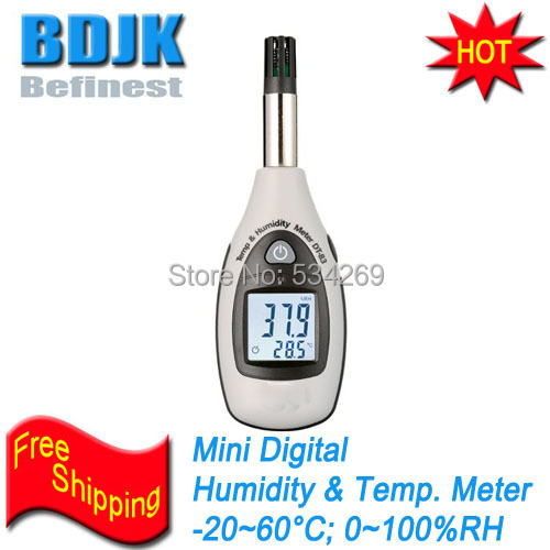 Free Shipping Digital Humidity and Temperature Meters Wildly Used Gauge цены