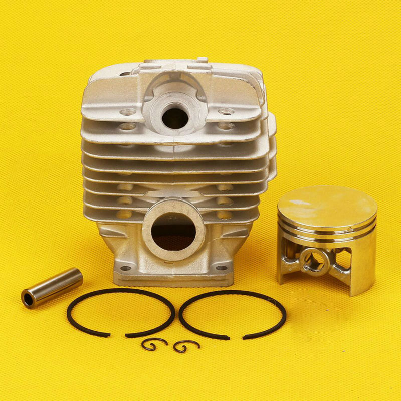 2*pcs 48mm Cylinder Piston Kit for Stihl 036 MS360 MS 360 Chainsaw New 1125 020 1213 38mm cylinder barrel piston kit