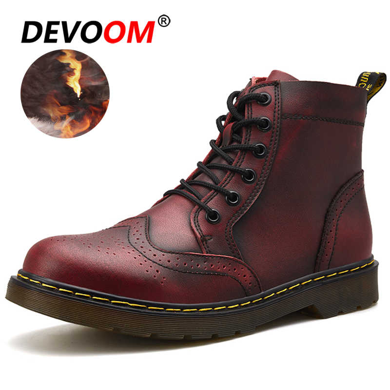 9ef0f2aa603 Detail Feedback Questions about Fashion Dr Mens Snow Waterproof ...