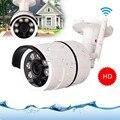 Câmera IP sem fio 720 P HD wi-fi à prova d' água ourdoor Mega Gravação de Alarme P2P IR-CUT Night Vision Onvif Rede APLICATIVO GRATUITO
