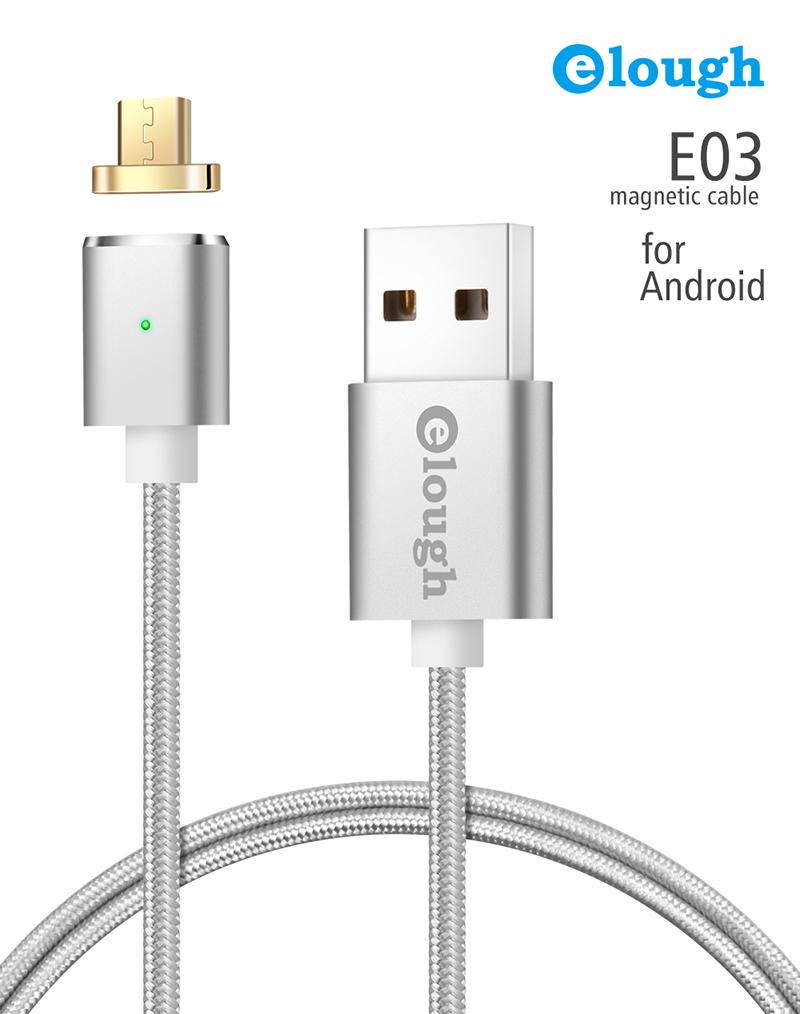 Micro USB кабель Магнитная Зарядное устройство фото