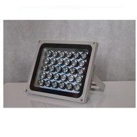 CCTV заполнить свет 30 шт ИК инфракрасный осветитель ночное видение 850nm IP65 металл открытый Водонепроницаемый CCTV светодиоды для безопасности К...