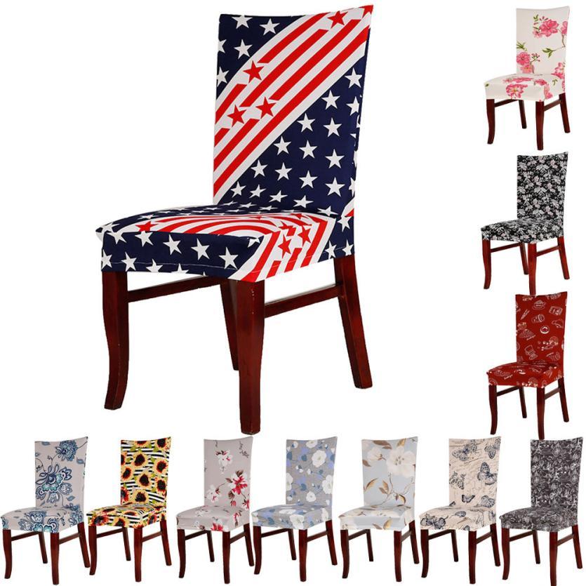 Universal Stretch Spandex Dining Room Wedding Banquet Chair Covers Polyester Stoelhoezen Eetkamer Housse De Chaise XTT