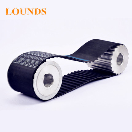 Free Shipping 800XH200 teeth 91 Width  50.8mmmm=2  length 2022.48mm Pitch 22.225mm 800XH 200 T Industrial timing belt 1pcs/lotFree Shipping 800XH200 teeth 91 Width  50.8mmmm=2  length 2022.48mm Pitch 22.225mm 800XH 200 T Industrial timing belt 1pcs/lot