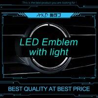 Car Styling LED Emblem for Mercedes Benz W245 B180 B200 LED Star Light DRL FRONT GRILLE LED LOGO Daytime Running light