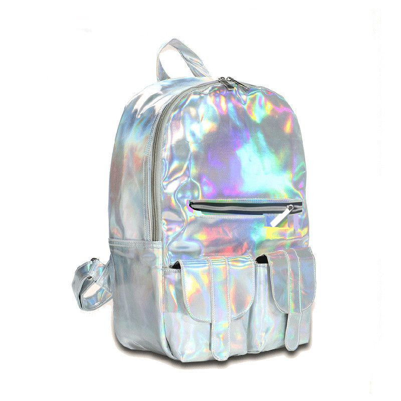hot feel hotselling moda holograma Tipo de Ítem : Backpacks