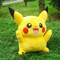50cm Christmas gift Pikachu soft toy stuffed plush toys many size to choose factory supply whoesale,retails freeshipping