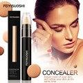 3D Makeup Double Face Concealer Cream Stick Dark Color Long Lasting Contouring Foundation Pen 12 Colors