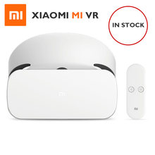 The New Original Xiaomi VR Glasses Built-in Motion sensor VR With 9-Axis Controller for xiaomi 5 5s 5s Plus /Note 2 smartphone(China)