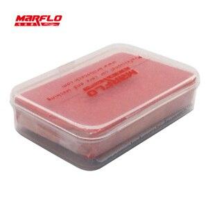 Image 3 - Marflo洗車ディテールマジック粘土バー 100 グラムファインミディアム · キンググレードヘビー 80 グラム新piont粘土バー強力な除去汚染物質