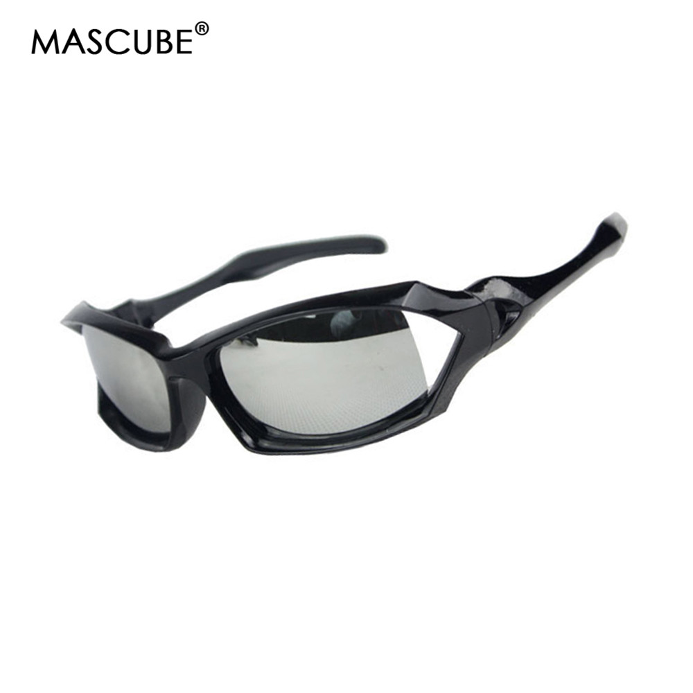 94f2b54fed MASCUBE Cycling Sunglasses Outdoor Sport Bicycle SunGlasses Mountain Bike  Goggles UV400 Anti Sand Wind Protective Eyewear-in Cycling Eyewear from  Sports ...