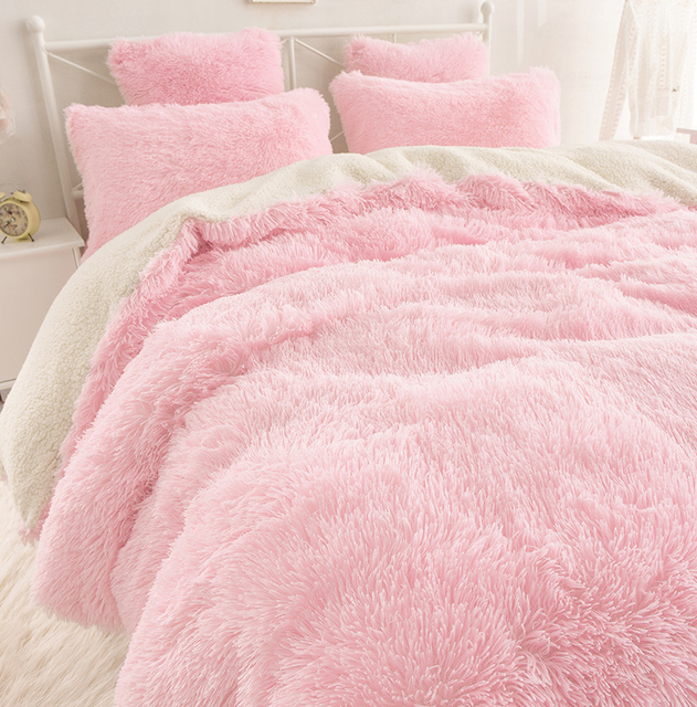 Super Warm And Soft Winter Comfortablethickening Coral