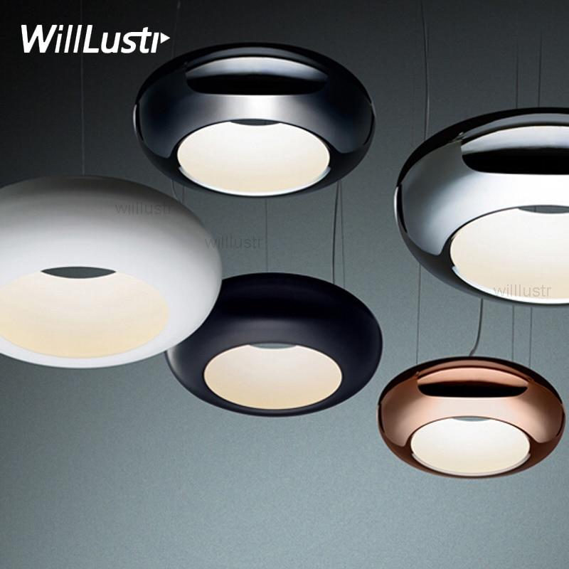noovo design aura pendant lamp modern suspension lighting hanging light chrome copper color 3 heads 5 heads led декоративні лампи із дерева у стилі бра