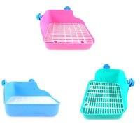 rectangle-animal-pet-cat-rat-rabbit-pee-potty-trainer-litter-tray-toilet-corner