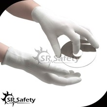 SRSAFETY 1 pairs anti-static PU gloves/ ESD work Finger glove