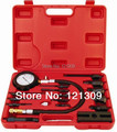 TU-15B Specialized Pressure Gauge Diesel Engine Compression Tester Set