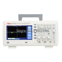 UNI-T UTD2102CM 100MHZ 1GS/s Digital Storage Oscilloscopes DSO 7 TFT LCD Dual Channels Scopemeters w/16Mpts & USB