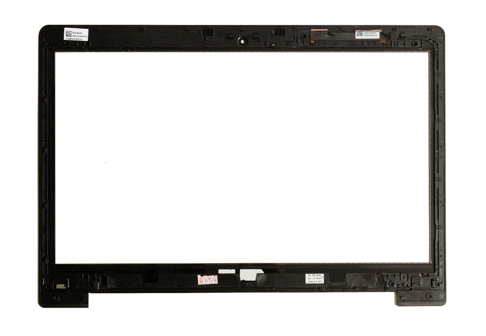 For ASUS VivoBook S400 S400CA 14 Front Touch Screen Digitizer Panel Glass Sensor With Frame TCP14F21 V1.1
