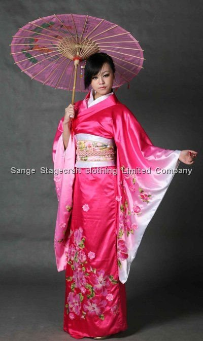 National Costume Party Costume Japan Costume Holiday