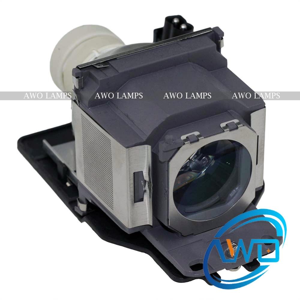 AWO LMP-D213 Ersatzlampe mit Gehäuse für SONY VPL-DW120 / VPL-DW125 / VPL-DW126 / VPL-DX100 / VPL-DX120