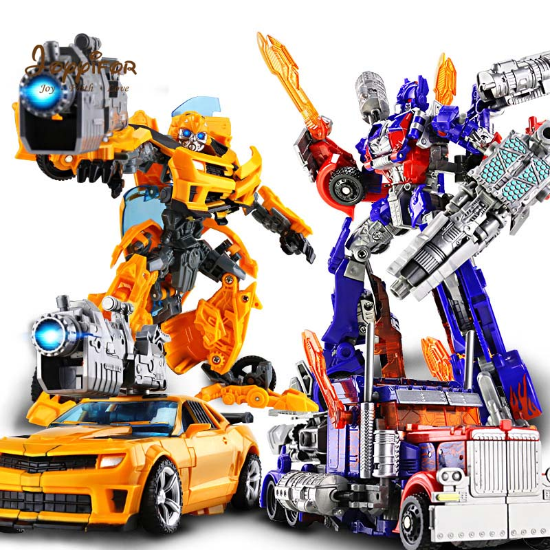 Joyyifor Transformation Robots Deformed VOYAGER Action Figures Classic Toys For Children Classic Toy Christmas Gift optimus prim