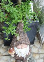 Free shipping,H37.8cm,Dwarf American country elf meat garden decorations outdoor lawn villa garden gardening grocery ornaments