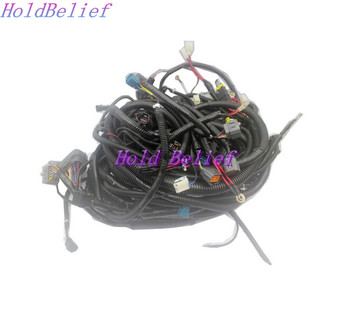 External Outer Wiring Harness 0001859 for Hitachi EX220-3 Excavator Free Shipping