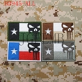 STATE OF TEXAS FLAG SEAL TEAM Punisher Operation Red Wings Lone Survivor Full Embroidery patch Badges