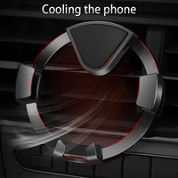 Gravity Car Phone Holder For Phone In Car Mount Stand Mobile Phone Car Holder For iPhone X 7 Support Smartphone Voiture
