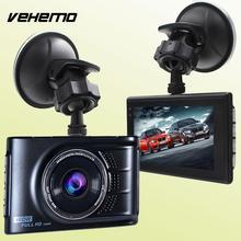 Автомобиля Full HD 1080 P 3.0 дюймов видео Камера G-Сенсор обнаружения движения видеокамеры