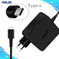 65 W USB type-c adaptateur pour ordinateur portable chargeur pour Asus Lenovo ThinkPad 20 V 3.25A 15 V 3A 9 V 3A 12 V 3A 5 V 2A Ac adaptateur secteur