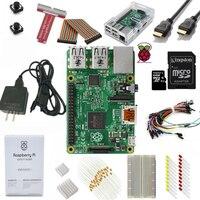 Original 2016 Raspberry Pi 3 Model B Ultimate Starter Kit Include 40 Components 64GB Micro SD
