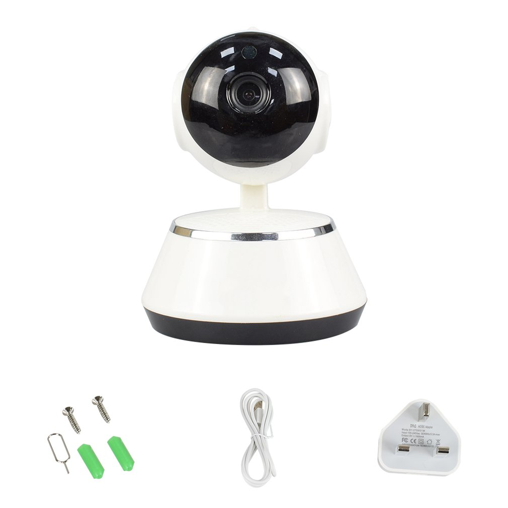 V380 HD 720P IP Camera Wifi Wireless P2P Security Surveillance Camera Night Vision IR Baby Monitor Motion Detection Alarm